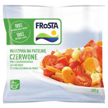 Warzywa czerwone na patelnię - Frosta. Porcja witamin o każdej porze roku.