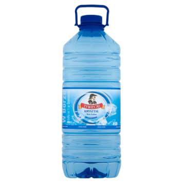 Woda źródlana niegazowana niskozmineralizowana - Kryształ Żywiecki