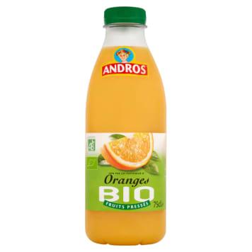 ANDROS Orange juice BIO 750ml