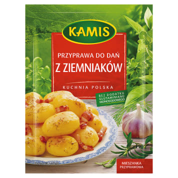 Przyprawa do dań z ziemniaków - Kamis