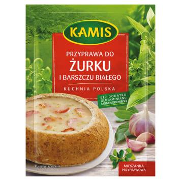 Kamis - Przyprawa do żurku i barszczu białego. Konieczny składnik do przygotowania polskich zup.
