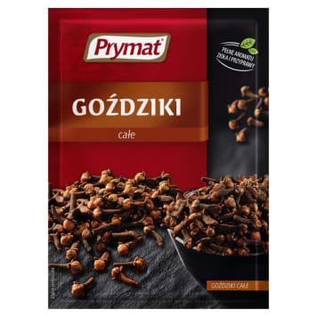 Prymat - Goździki całe. Starannie wybierane, zachwycają aromatem.