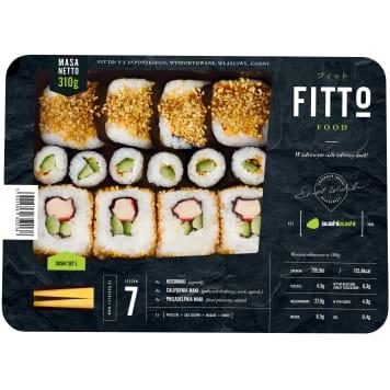 FITTO Zestaw sushi nr 7 310g