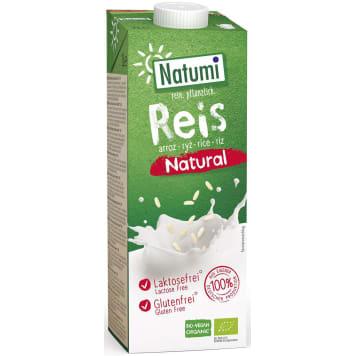 Napój ryżowy bez cholesterolu - Bio Natumi