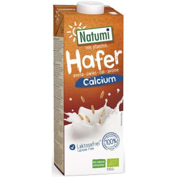 Napój owsiany z wapniem 1000ml - Natumi
