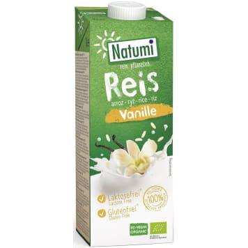 Napój ryżowo - wanikiowy 1000ml - Natumi