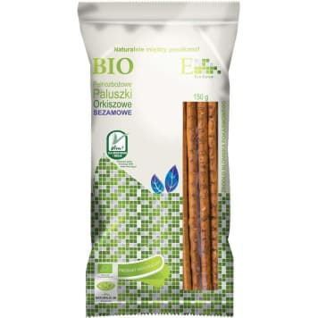 ENVOY Wholemeal Scallops with Sesame BIO 150g