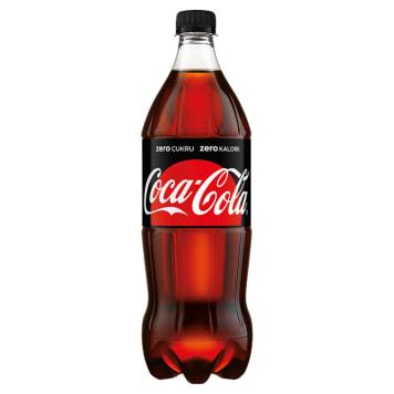 Coca-Cola Zero - dietetyczny napój gazowany