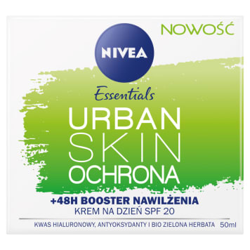 NIVEA Urban Skin Ochrona Day cream 50g