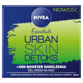 NIVEA Urban Skin Detoks Night cream 50ml