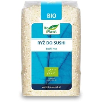 BIO PLANET Rice for sushi 500 g