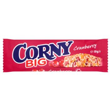Corny – Big Baton zbożowy żurawinowy -