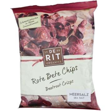 DE RIT CHipsy beet 75g