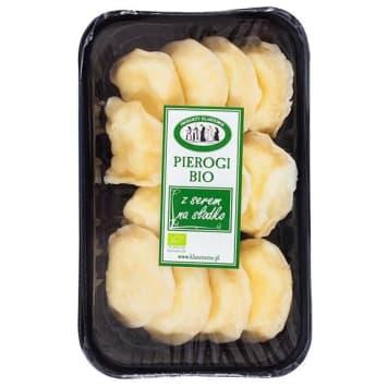 PRODUKTY KLASZTORNE Pierogi z serem na słodko BIO 400g