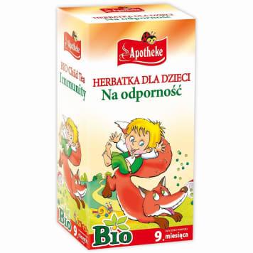 Herbata dla dzieci na odporność - Bio Selection