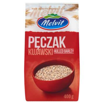Kasza pęczak kujawski - Melvit