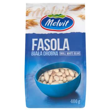 Melvit - Fasola biała drobna. Niezastąpiona na polskich stołach.