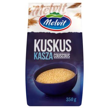 Melvit - Kasza kus kus. Szybki i łatwy w przygotowaniu dodatek do wielu dań.