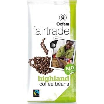 Kawa ziarnista wysokogórska 250g - Oxfam