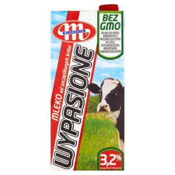 MLEKOVITA Wypasione Mleko bez GMO od szczęśliwych krów UHT 3,2% 1l