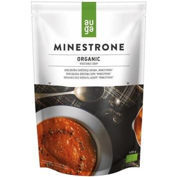 AUGA Soup vegetable minestrone BIO 400g
