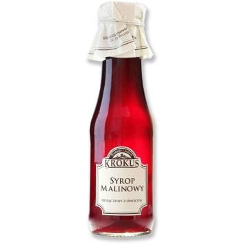 KROKUS Raspberry syrup 300ml