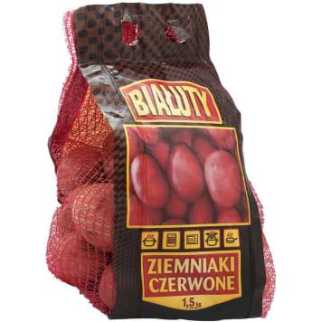 BIAŁUTY Ziemniaki czerwone 1.5kg