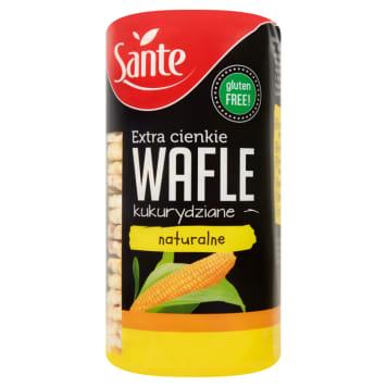 SANTE Corn wafers 120g