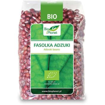 Fasolka adzuki Bio Planet to rarytas kuchni azjatyckiej, bogaty w białko i żelazo.