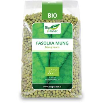 Fasola mung BIO – BIO Planet to najzdrowszy gatunek fasoli, pochodzący z upraw ekologicznych.