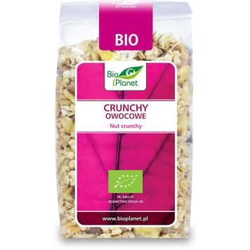 Crunchy owocowe -Bio Planet