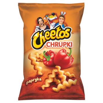 CHEETOS Corn crispis with paprika flavor 145g