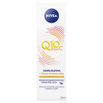 NIVEA Q10 Plus C Anti-wrinkle cream energizing under the eyes 15ml
