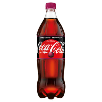 Cherry cola 1000ml - Coca Cola