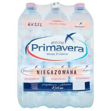 PRIMAVERA Still Natural Spring Water 9l