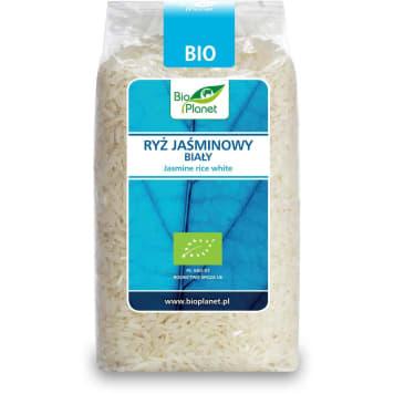 Ryż jaśminowy biały Bio - Bio Planet. Pyszny, ekologiczny produkt.