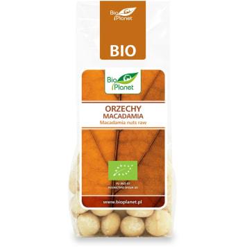 Orzechy macadamia 75g - Bio Planet