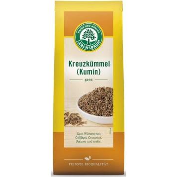 Kmin rzymski cały BIO 40 g – Lebensbaum. Aromatyczna, egipska przyprawa.