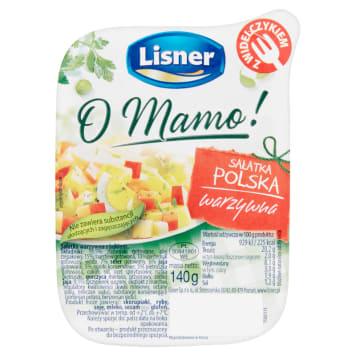 Sałatka polska - tradycyjna warzywna - Salateria
