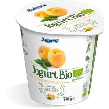 Jogurt BIO Morela - Bakoma
