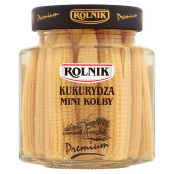 ROLNIK Premium Sweetcorn Minicobs 314ml