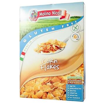 Bezglutenowe płatki kukurydziane - Molino Nicoli