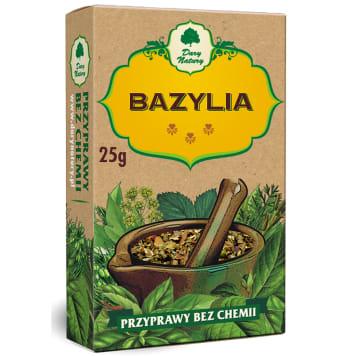 Bazylia - DARY NATURY. Aromatyczna i naturalna przyprawa