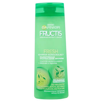 GARNIER FRUCTIS Fresh Shampoo for normal hair 400ml