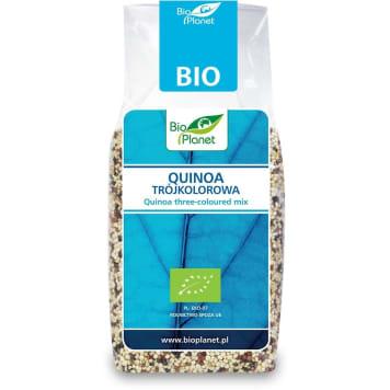 Quinoa trójkolorowa (komosa ryżowa) BIO 250 g - Bio Planet. Alternatywa dla kaszy i ryżu.