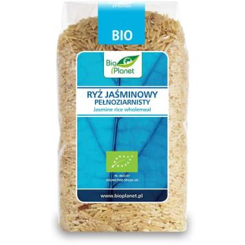 Ryż jaśminowy pełnoziarnisty Bio - Bio Planet. Idealny zamiast makaronu.