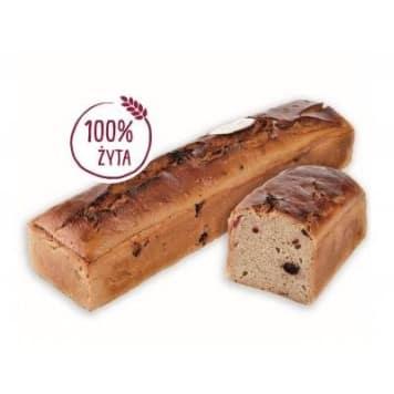 Chleb żytni z żurawiną - Putka. Wyjątkowy smak przygotowywanych kanapek.