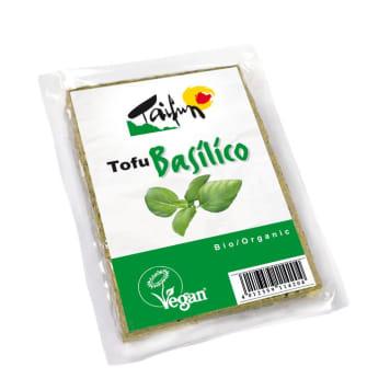 TAIFUN Tofu with basil BIO 200g