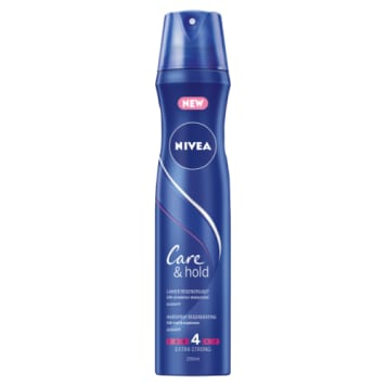NIVEA Care & Hold Hair regenerating lacquer 250ml
