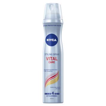NIVEA Vital Care Lakier do włosów 250ml